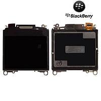 Дисплей (LCD, экран) для Blackberry 8350i, 8520, 8530, 9300, 9330, версия 010, оригинальный
