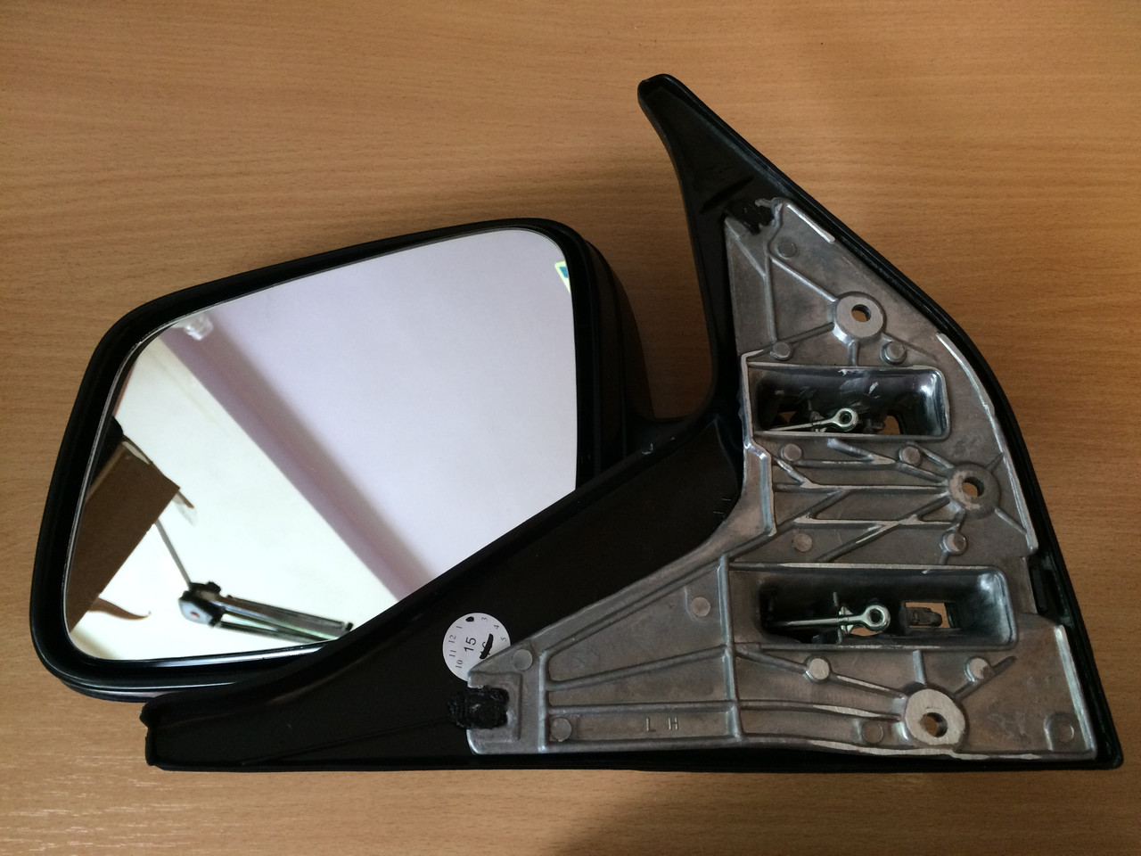 Зеркало левое плоское Фольксваген T4