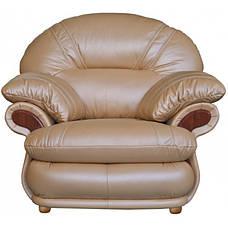 Крісло-реклайнер Orlando, розкладне крісло, крісло з реклайнером, фото 3