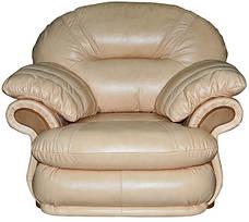 Крісло-реклайнер Orlando, розкладне крісло, крісло з реклайнером, фото 2