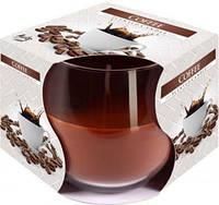 Cвеча ароматизированная Кофе 8 см * 7 см 24 h, 1 шт