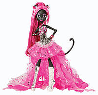 Кукла Кэтти Нуар Ночная  Жизнь (Monster High Catty Noir Doll), фото 1