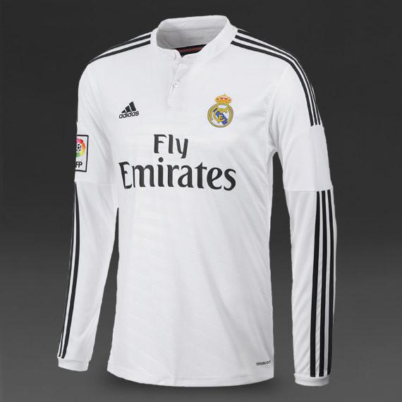 Клубная футболка ФК Реал (Мадрид) Adidas Real Madrid (Оригинал)