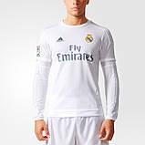 Клубная футболка ФК Реал (Мадрид) Adidas Real Madrid (Оригинал), фото 6