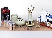 Набор для Сян Дао (22 предмета) возжигание благовоний