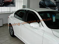 Дефлекторы боковых окон Sim для Honda Accord седан 2012-14