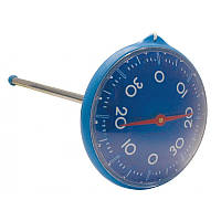 Термометр плаваючий великий круглий «Термоглаз» Kokido
