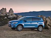 Чип-тюнинг. удаление сажевых фильтров и EGR на Ford