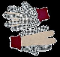 Перчатки х/б с резиновым вкраплением TECHNICS