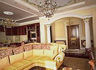 Квартира студия в дворцовом стиле № 51