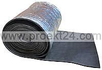 Вспененный каучук 10мм фольгированный (утеплитель, шумоизоляция)