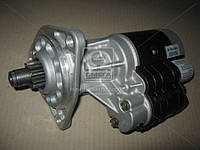 Стартер ЮМЗ 12V / 2.8 kW  усиленный. (длинн.носик)