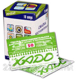Смазка Востановительная 12мл XADO XA30102