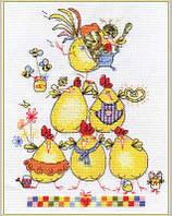 """Набор для вышивания крестом """"СЕМЬЯ - ОПОРА И ПОДДЕРЖКА"""", фото 1"""