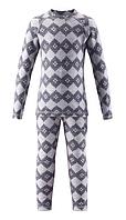 Комплект термобелья шерсть (футболка с длинным рукавом, штаны) детские Reima 526245