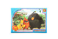 Пазли ТМ g-toys из серии angry birds, 70 елементів