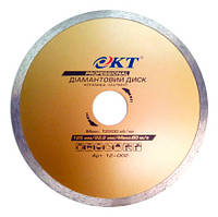 Алмазный диск КТ PROFESSIONAL  плита 230*22
