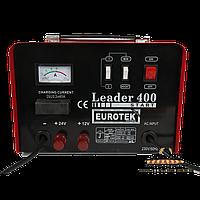 Пуско-зарядное устройство EUROTEK CC230 (пуск 7,4кВт/220А)