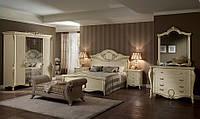 Спальня с эксклюзивной мебелью № 52