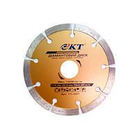Алмазний диск КТ PROFESSIONAL сегмент 115*22