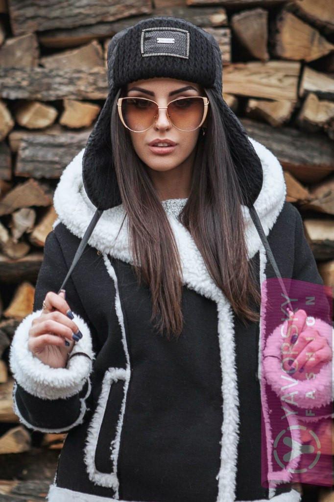 Шапка ушанка женская - Интернет магазин женской одежды в Харькове