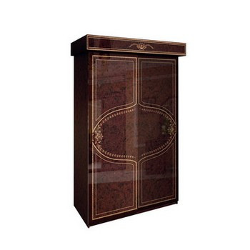 спальня Мартина шкаф 2 Д с карнизом