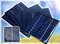 Солнечные мини-панели