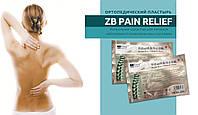 """Ортопедический китайский пластырь """"ZB Pain Relief Orthopedic Plaster"""" Bang De Li (1 шт)"""