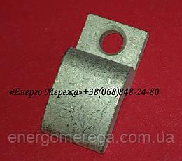 Контакты силовые к контактору КТ (КТП) 6033 (подвижные,медные), фото 3