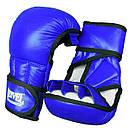 Перчатки рукопашные REYVEL кожа, фото 2