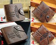 Мужской кошелек Bailini портмоне 10 видов. Акция!