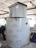 Автономная канализация «БиоСток-16»