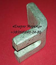 Контакты силовые к контактору КТ 6020 (неподвижные,медные), фото 2