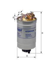 Фильтр топливный Volkswagen T4 HENGST H70WK05