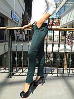 Женские классические брюки котон
