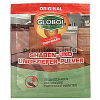 """Порошок """"GLOBOL"""" для уничтожения тараканов и других ползающих насекомых 50 гр"""
