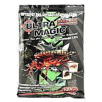 "Порошок ""ULTRA MAGIC"" от тараканов, блох, клопов и муравьев 125гр"