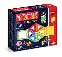 Магнітний конструктор Набір Супер 3Д плюс, 20 елементів