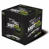 Енергетик BioTech Energy Shot (20x25 ml)