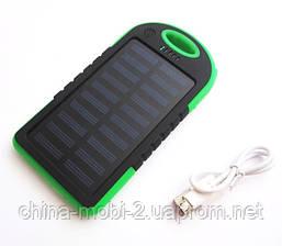 Солнечная батарея  UKC Power bank solar 10800 mAh с мощным фонарем new, фото 2