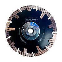 Алмазный диск STONECRAFT Turbo 125