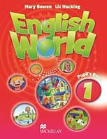 English World 1 Pupils Book