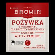 Питательная среда для вина с витамином B - 10g Biowin
