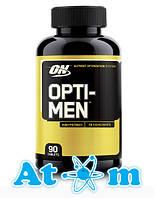 Витамины и Минералы - Opti-Men - Optimum Nutrition - 90 таб