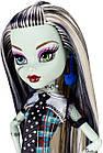 Кукла Фрэнки Штейн базовая без питомца перевыпуск 2014 г (Monster High Original Favorites Frankie Stein Doll), фото 2