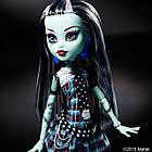 Кукла Фрэнки Штейн базовая без питомца перевыпуск 2014 г (Monster High Original Favorites Frankie Stein Doll), фото 3