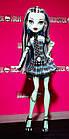 Кукла Фрэнки Штейн базовая без питомца перевыпуск 2014 г (Monster High Original Favorites Frankie Stein Doll), фото 6