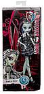 Кукла Фрэнки Штейн базовая без питомца перевыпуск 2014 г (Monster High Original Favorites Frankie Stein Doll), фото 7