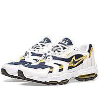 Оригинальные  кроссовки Nike Air Max 96 II XX Midnight Navy & Black
