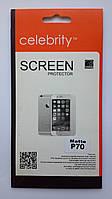 [ Пленка защитная Lenovo P70 ] Матовая защитная пленка на экран для смартфона Леново Р70